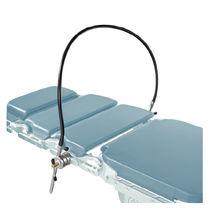 Anästhesiebogen für OP-Tisch / flexibel