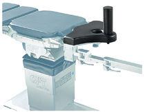 Hüftstütze / Schambeinstütze / für OP-Tisch / Chirurgie-
