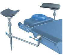 Ellenbogenstütze / für OP-Tisch / höhenverstellbar / einstellbar