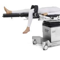 Knieablage / für OP-Tisch / für Arthroskopie / einstellbar