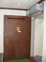 Krankenhaustür / Labor / einflügelig / Röntgen