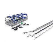 Instrumentenset für laparoskopische Chirurgie