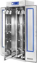 Stauraum-Schrank / mit Trocknerfunktion / für Endoskop / Edelstahl