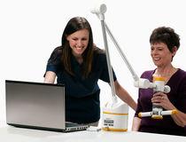 Handrehabilitationssystem / Arm / computerbasiert
