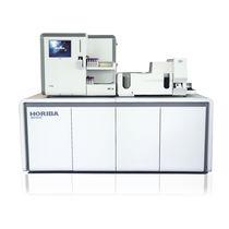 Probenvorbereitungsgerät für Blutabstrich / für Labors / Gänzlich automatisiert / durch Färbung
