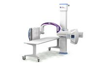 Röntgensystem / digital / für multifunktionale Radiologie / mit verstellbarem Tisch