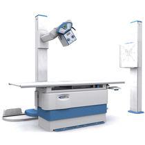 Röntgensystem / digital / für multifunktionale Radiologie / mit Wandraster