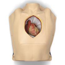 Simulator für Thoraxchirurgie / für Herzchirurgie / gedreht