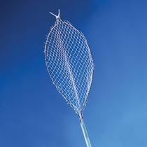 Fangkörbchen zur Extraktion von Fremdkörpern in den Atemwegen / Maschen