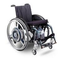 Elektrischer Motor für Rollstuhl / Rück