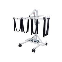 Elektrischer Patientenlifter / auf Rollen / für Leichen