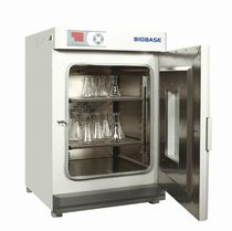Inkubator für Labortisch / Edelstahl / 1 Tür