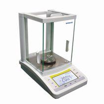 Analytische-Laborwaagen / mit LCD-Display / für Labortisch / mit externer Kalibrierung