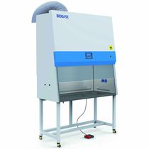 Mikrobiologische Sicherheitswerkbank / Klasse II / Typ B2 / mit Fußgestell / Unterdruck