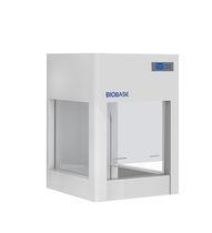 Mikrobiologische Sicherheitswerkbank / Klasse I / für Labortisch / Unterdruck / mit vertikalem Laminarfluss