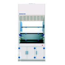 Abzugshaube für Labors / Chemieabzugshaube / mit Fußgestell / aus Polypropylen