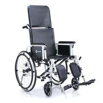 Passiver Rollstuhl / Fußstütze / schrägstellbar