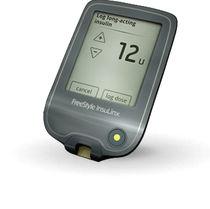 Touchscreen-Blutzuckermessgerät / zur häuslichen Anwendung