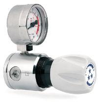 Gasdruckregler / für Labors
