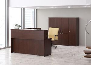Schreibtisch Mit Schublade / Empfang / Für Open Space
