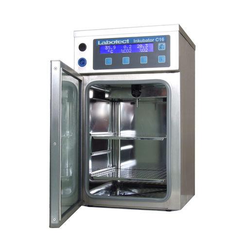 Labor-Inkubator / CO2 / Mehrzweck / Tischgerät / kompakt