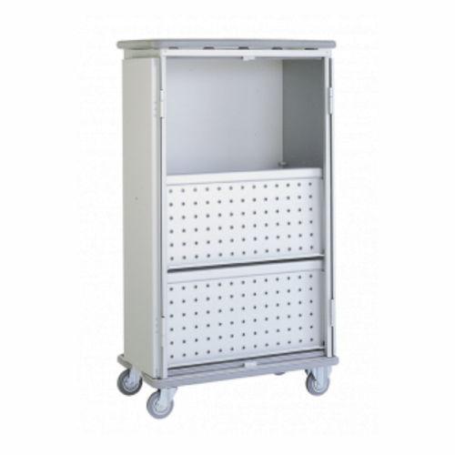 Transportwagen / für Schmutzwäsche / für Frischwäsche / mit Tür RH1550ON161 Alvi
