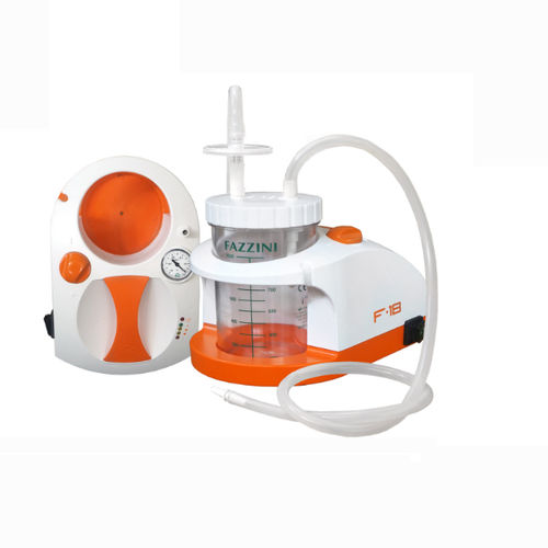 batteriebetriebene chirurgische Absaugpumpe / für Kleinchirurgie / tragbar