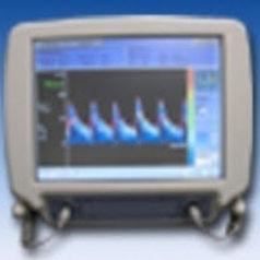 Tischdoppler / Farbe  DVM-4500 Hadeco