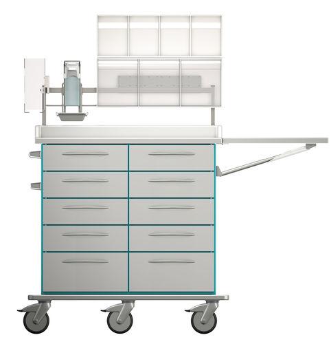 Transportwagen / für Endoskopie