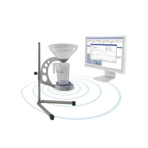 Computerbasiertes Uroflowmeter Flowmaster LABORIE
