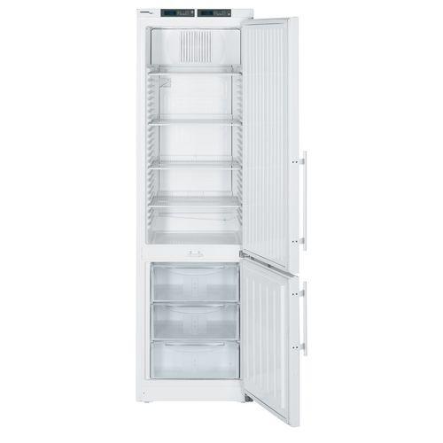 Laborkühlschrank / vertikal / kombinierter / automatisches Abtauen