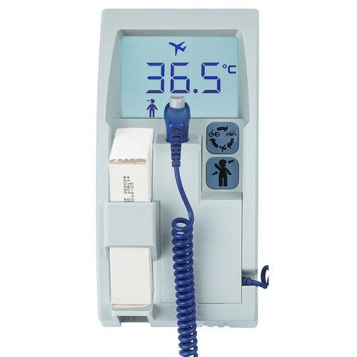 Klinik Thermometer / Mehrzweck / elektronisch / Fühler