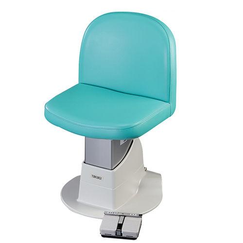 ophtalmologischer Untersuchungsstuhl / elektrisch / höhenverstellbar / 2 Ebenen