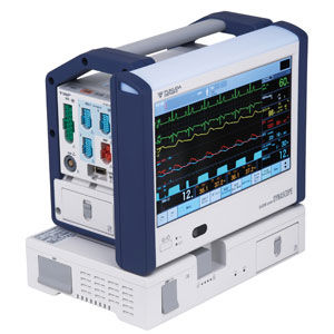 Transport-Patientenmonitor / Klinik / für dïe Intensivpflege / EKG DS-8200 Fukuda Denshi