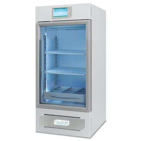 Kühlschrank für Apotheken / vertikal / automatisches Abtauen / 1 Tür
