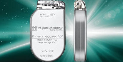 ICD / automatisch Fortify Assura™ ICD St. Jude Medical