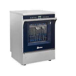 Reinigungs- und Desinfektionsgerät / Labor / für Glasware / kompakt / Frontlader
