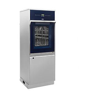 Reinigungs- und Desinfektionsgerät / für Labors / für Glasware / mit Fußgestell / Frontlader LAB 610 Steelco