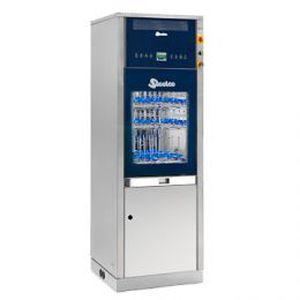 Reinigungs- und Desinfektionsgerät / für Labors / für Glasware / mit Fußgestell / Frontlader LAB 610 SL Steelco