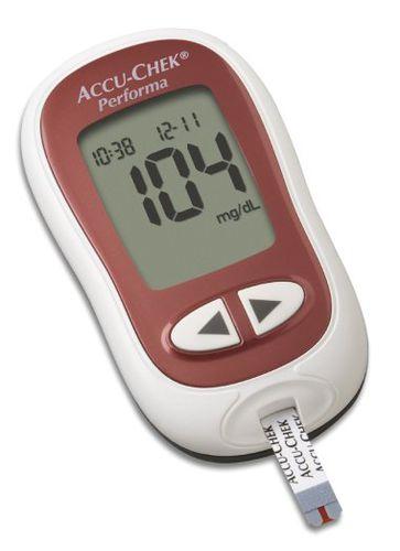 Funknetzwerk-Technologie-Blutzuckermessgerät / Stechhilfe