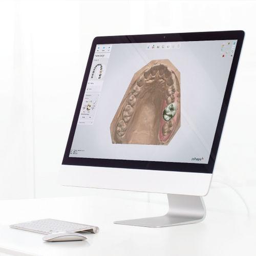 CAD-Software / 3D-Visualisierung / Dental 3shape