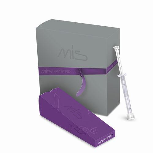 Synthetisches Knochenersatzmaterial / Zahnchirurgie / biegesteif 4MATRIX MIS Implants Technologies Ltd.