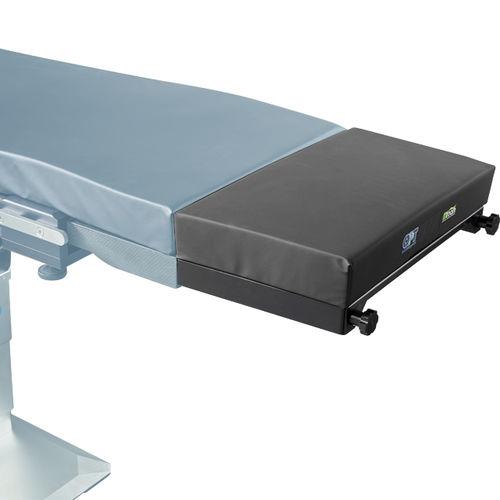 Kopfstütze / für OP-Tisch / röntgenstrahlendurchlässig / antistatisch