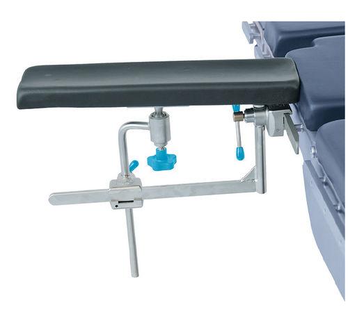 Armstütze / für OP-Tisch / höhenverstellbar / einstellbar