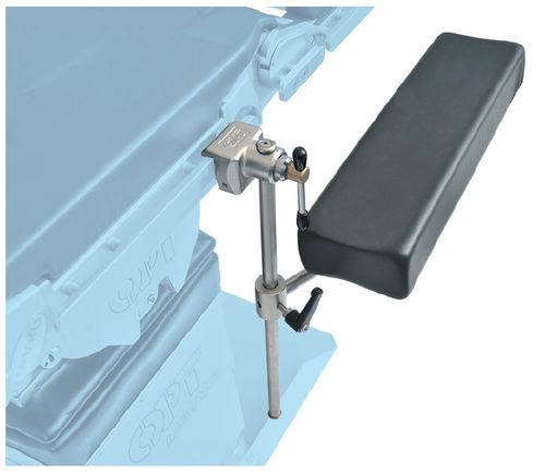 Armstütze / für OP-Tisch / höhenverstellbar / einstellbar 9906029 OPT SurgiSystems