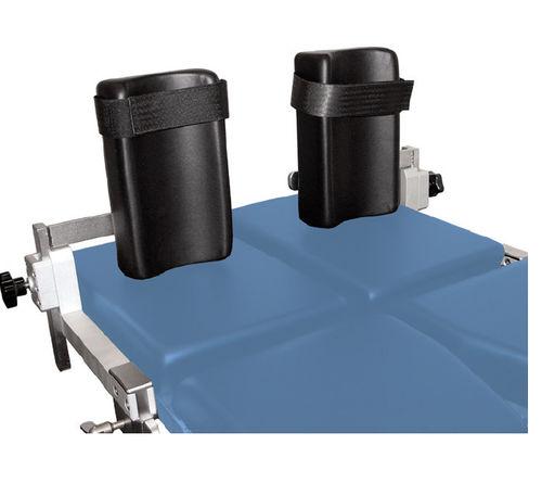 Fußhalter / für OP-Tisch / höhenverstellbar / mit Riemen