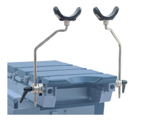 Beinhalter / Knieablage / für OP-Tisch 9913002 OPT SurgiSystems