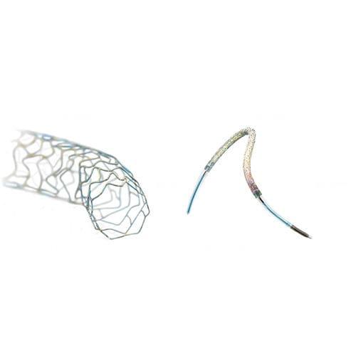 Koronarstent / aus Kobaltchrom / Medikamentenbeschichteter Orsiro Biotronik