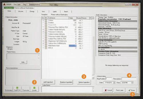 Software für Patientendatenverwaltung / für Kliniken / für Apotheken