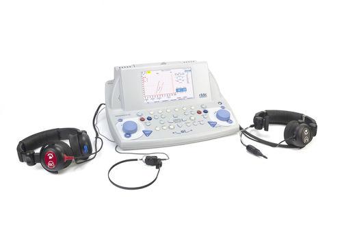 Audiometer für klinische Diagnose / klinischer Diagnostik-Tympanometer / für pädiatrische Audiometrie / digital